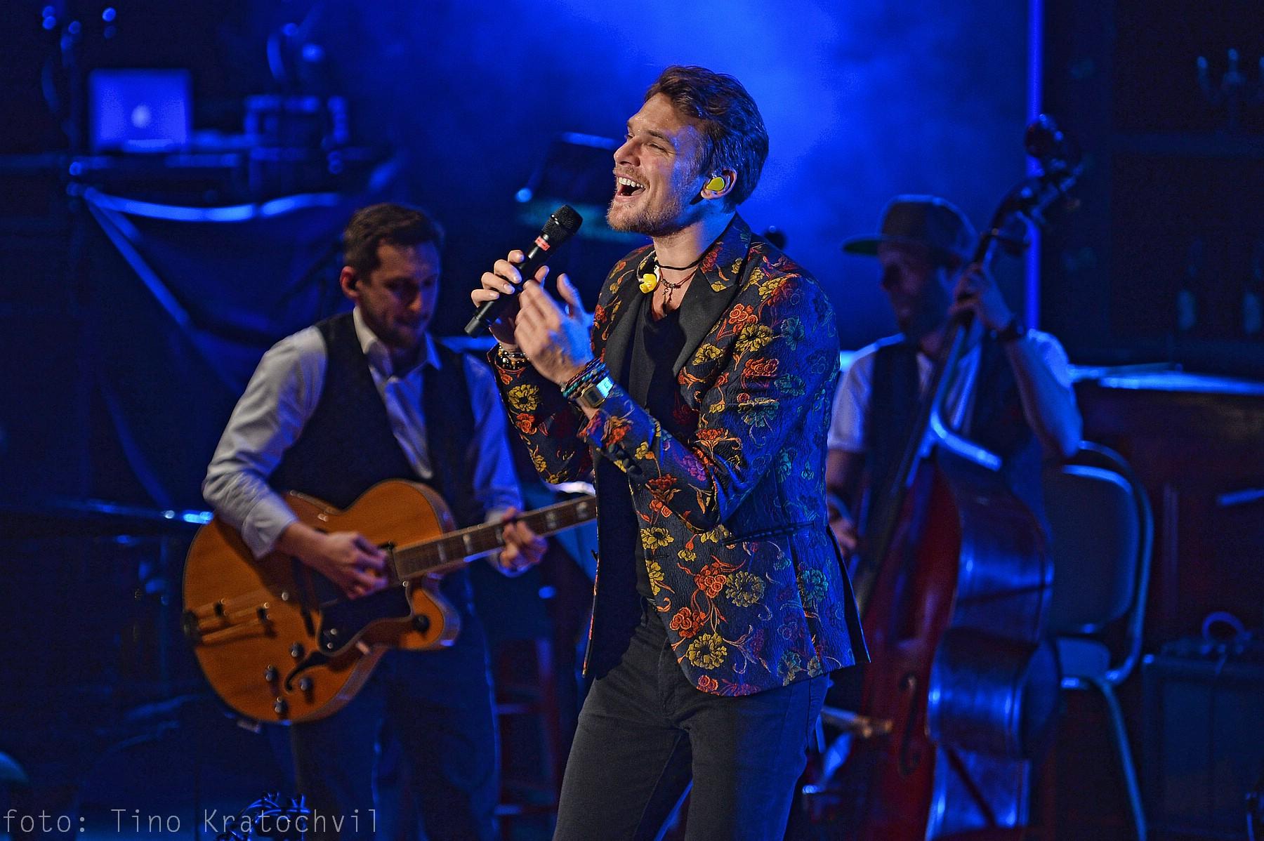 ONLINE: Mimořádný koncert z pražského Kongresového centra
