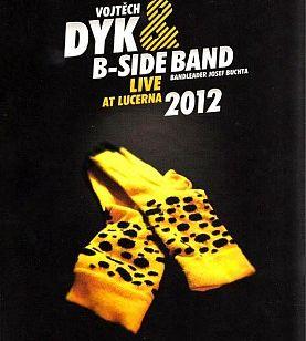 DVD Live At Lucerna