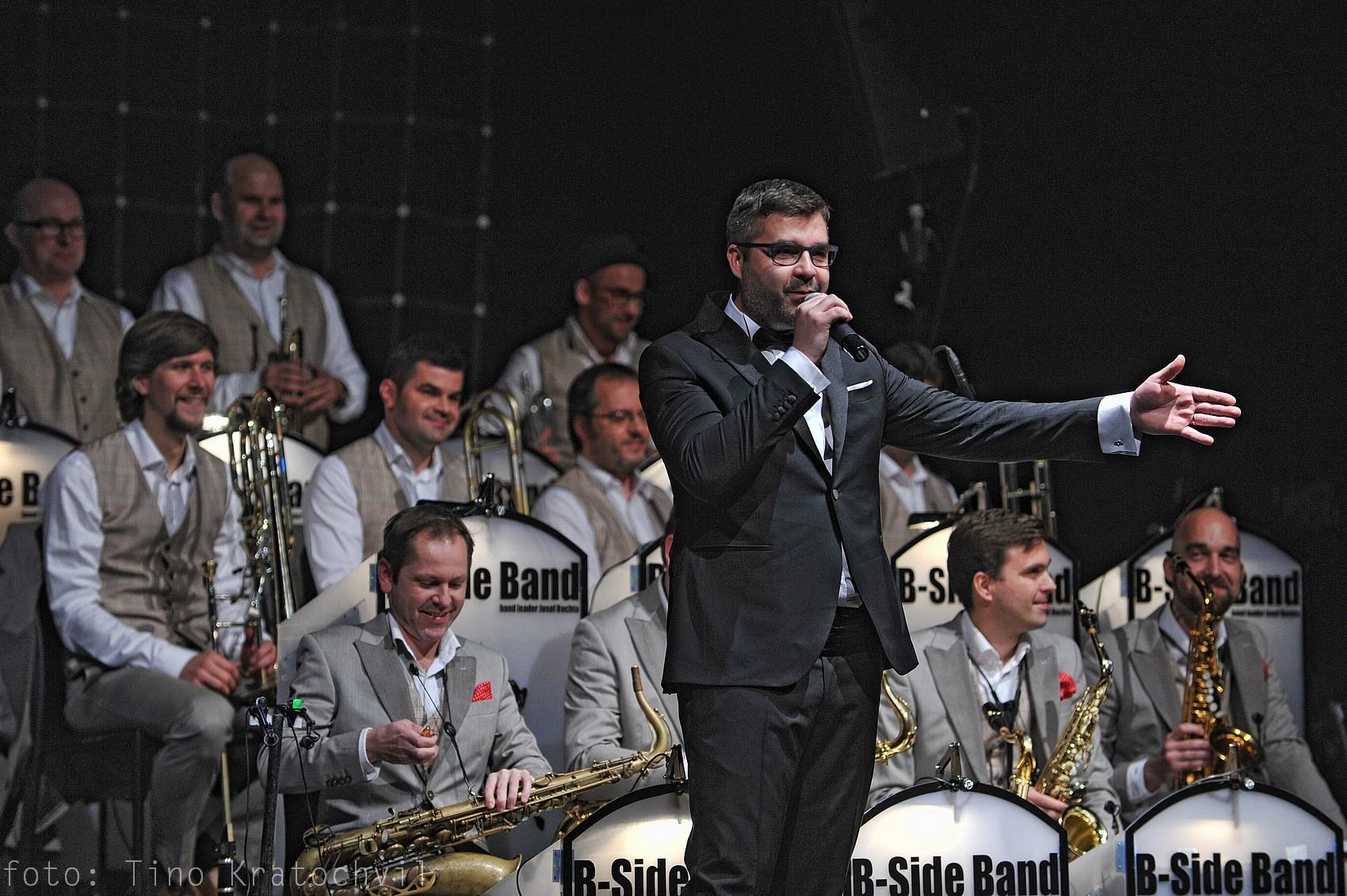 ROZHOVOR: B-Side Band - Prvních pět let byla v podstatě muka