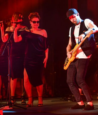 B-Side Band & Vojtěch Dyk, Piešťany – SK TOUR